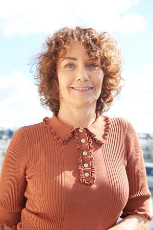 Fabienne Benaroch - Sophrologue à Paris