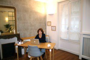 Fabienne Benaroch - Sophrologue Paris 17 - Mon cabinet